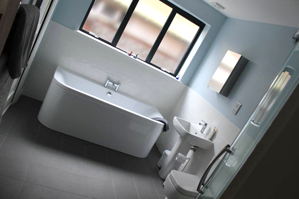 bathroom installation cheshire
